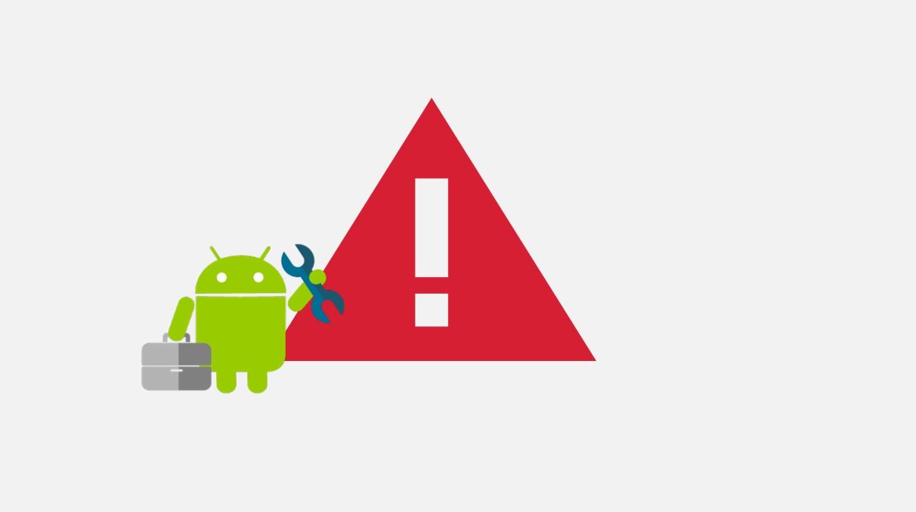 Не удается приложение с play market ошибка 920
