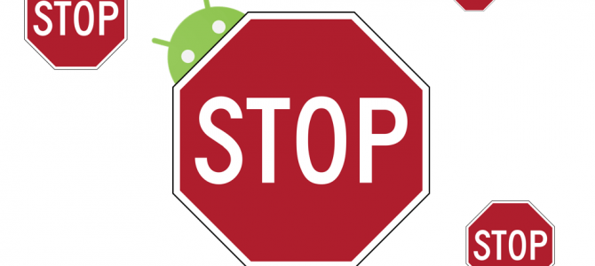 «Процесс com.google.process.gapps остановлен»