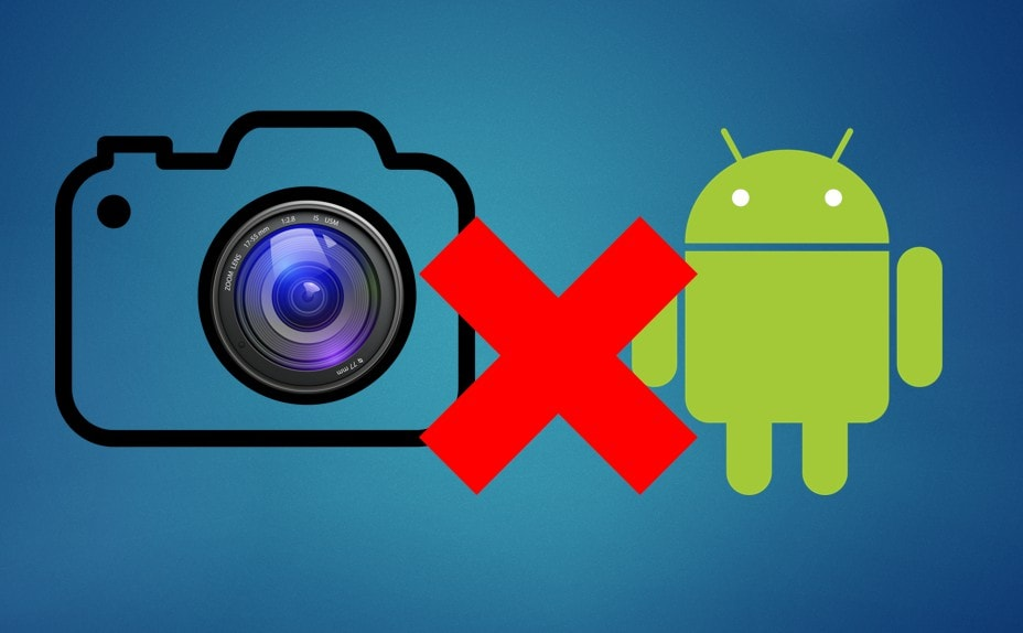 Ошибка «Не удалось подключиться к камере»