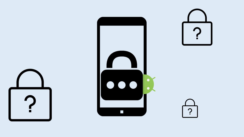 Как разблокировать устройство если забыли пароль