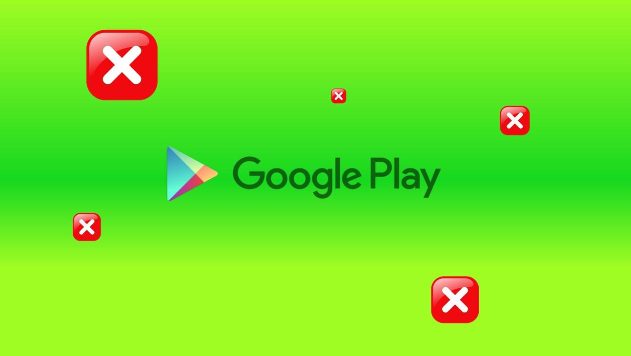 """Ошибка """"Необходимо войти в аккаунт Google"""" в Play Market"""