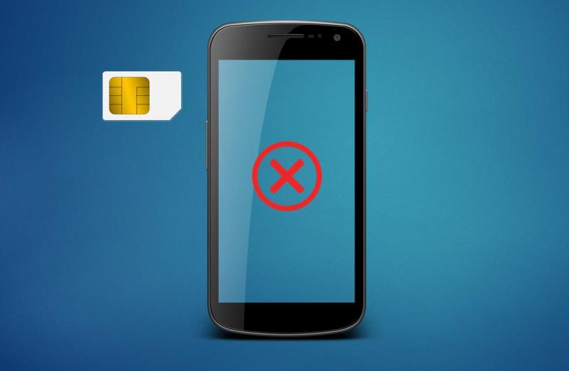 Устройство не видит SIM-карту