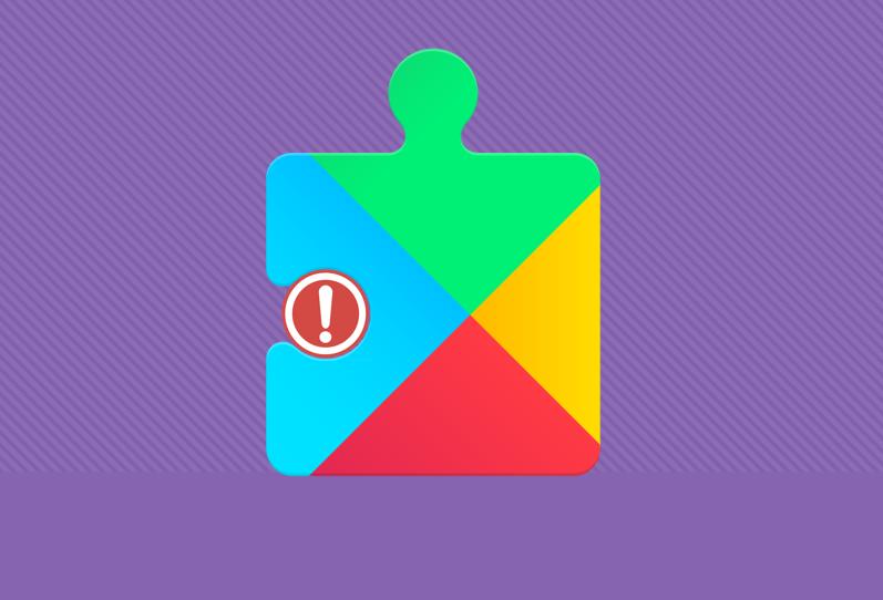 Ошибка «Не удалось связаться с серверами Google» в Play Market